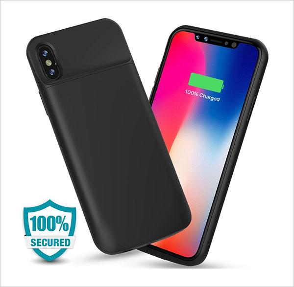ALCLAP-iPhone-X-Battery-Case,-3600mAh-Slim-Portable-Charger-Case
