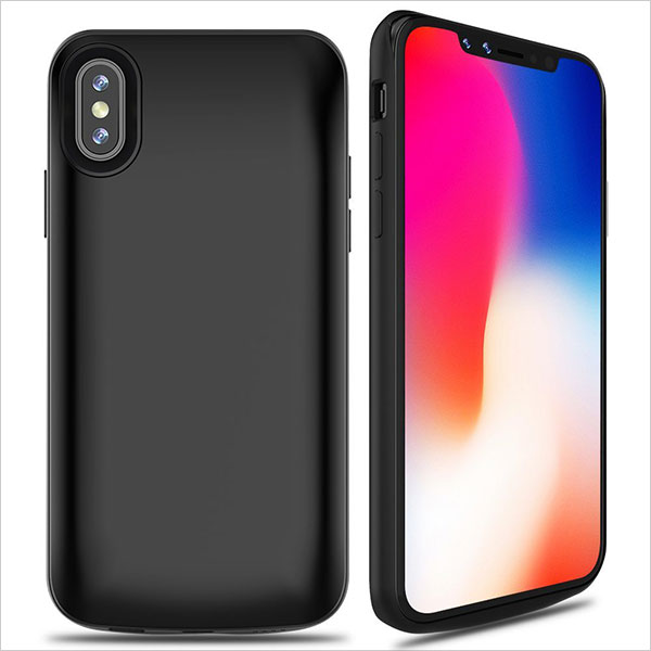 ALCLAP-iPhone-X-Battery-Case,-6000mAh-Rechargeable-Charger-Case-Portable-Charging-Case
