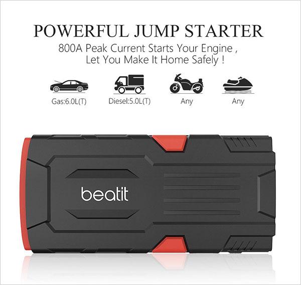 Beatit-800A-Peak-18000mAh-Portable-Car-Jump-Starter-With-Smart-Jumper-Cables-2