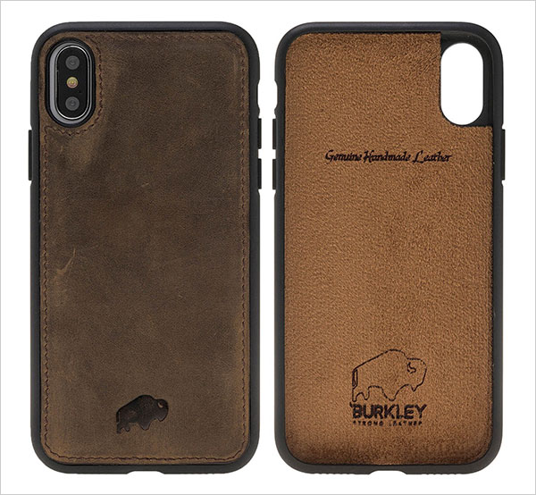 Burkley-360-Degree-Leather-Snap-on-Case-for-Apple-iPhone-X