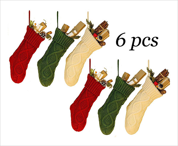 Knit-Christmas-Stockings-woven-Stockings-Christmas-Decorations