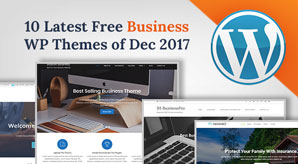 10 Best Free Latest Business WordPress Themes of December 2017