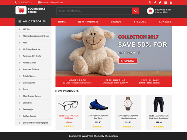 E-commerce-Store-is-a-free-multipurpose-E-commerce-WordPress-theme