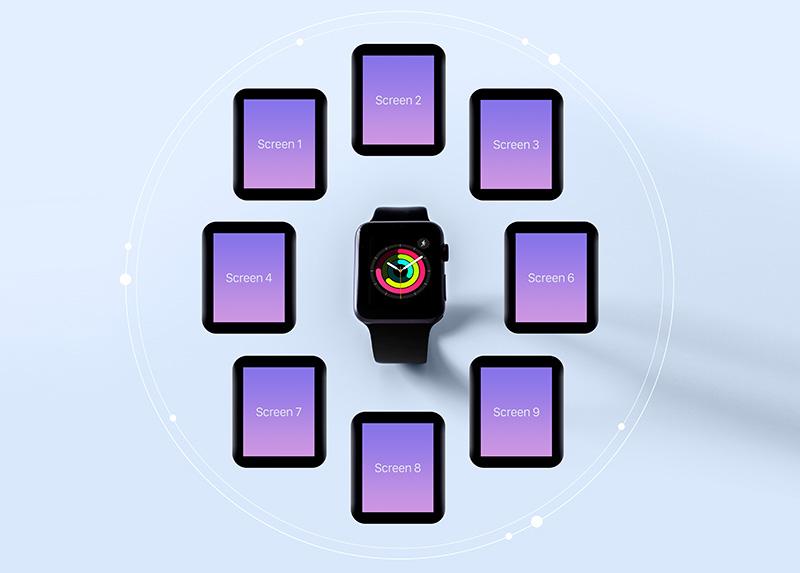 Free-Apple-Watch-App-Screen-Mockup-PSD-File