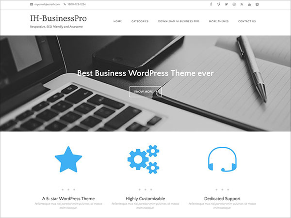 H-Business-Pro-Premium-Quality---Grade-A-WordPress-Theme