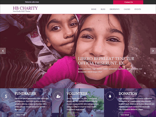 HB-Charity-WordPress-theme