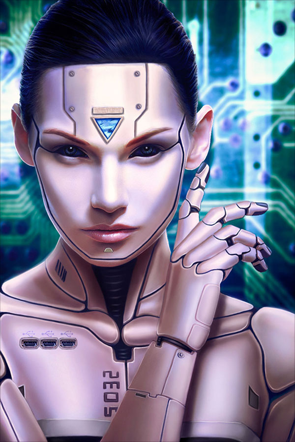 Human-Cyborg-Photo-Manipulation-in-Adobe-Photoshop