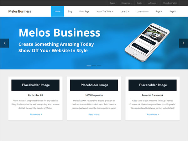 Melos-Business-free-version-of-the-multi-purpose-professional-theme-2017