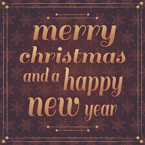 Merry-Christmas-and-a-happy-new-year-Typography
