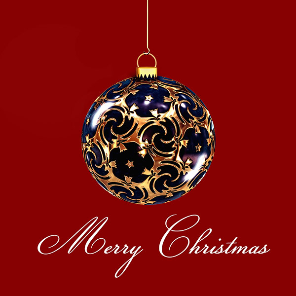 Merry-christmas-ornament-Stock-Photo