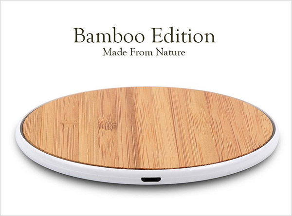 SurgeDisk-Wireless-Charger-Bamboo-Qi-Charging-Pad-Ultra-Slim-&-Sleep-Friendly-Universal-Newest-Model-for-iPhone-X