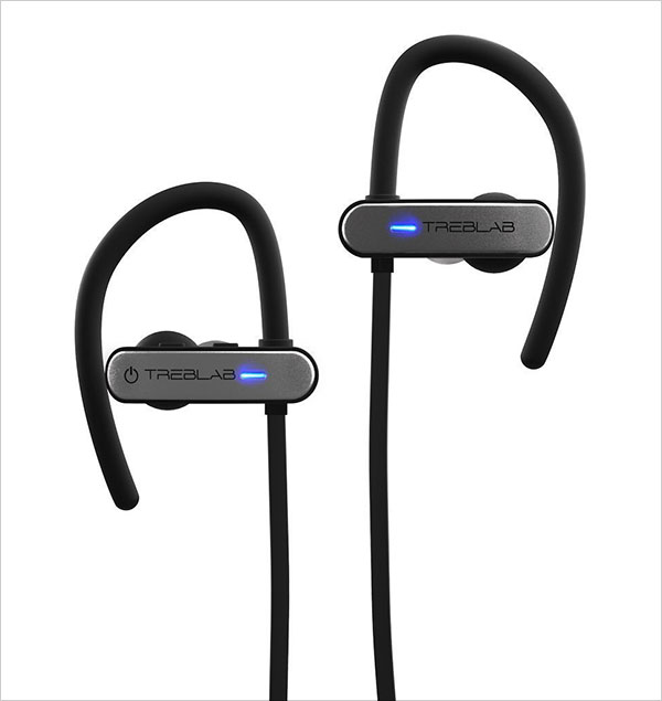 TREBLAB-XR800-Bluetooth-Headphones,-Best-Wireless-Earbuds-For-Sports