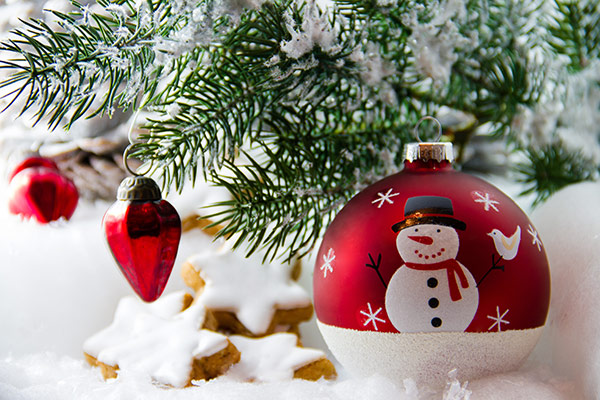 christmas-ball-snow-man-Stock-Photo