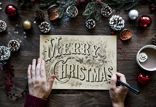merry-christmas-Typography-Wallpaper