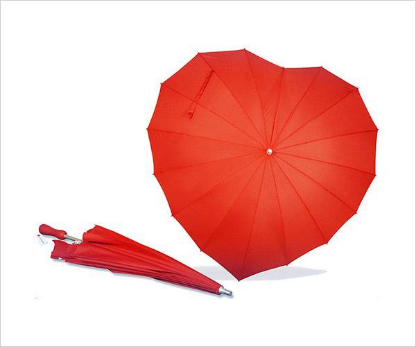 AoGV-Forever-Love-Parasol-Red-Heart-Shaped-Girls-Umbrella