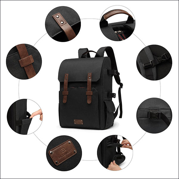 BAGSMART-Camera-Backpack-for-DSLR-2