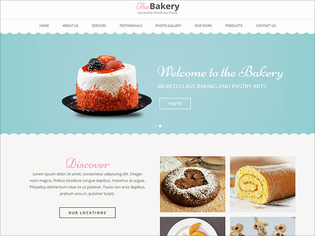 Bakes-and-Cakes-beautifully-designed-WordPress-theme-2018