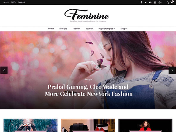 Blossom-Feminine-free-feminine-and-chic-WordPress-blog-theme-to-create-eye-catching-website