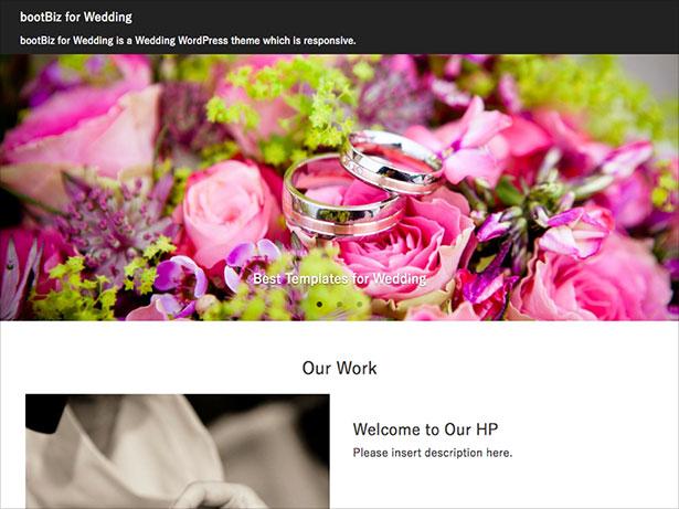 BootBiz-for-Wedding-is-a-Wedding-WordPress-theme-2018