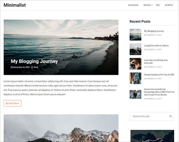 Clean-Blogging-minimal-wordpress-theme-for-bloggers