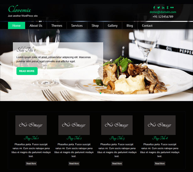 Clovemix-multipurpose-responsive-restaurant-WordPress-theme-2018