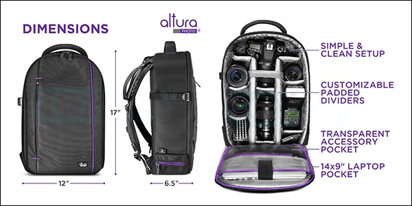 DSLR-Camera-and-Mirrorless-Backpack-Bag-by-Altura-Photo-for-Camera-and-Lens-3