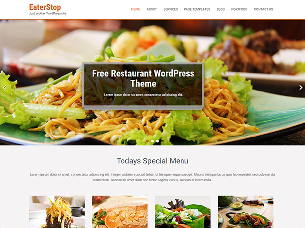 Eaterstop-Lite-free-WordPress-theme-for-cafes,-bars,-restaurants,-hotels,-corporate-and-business-website