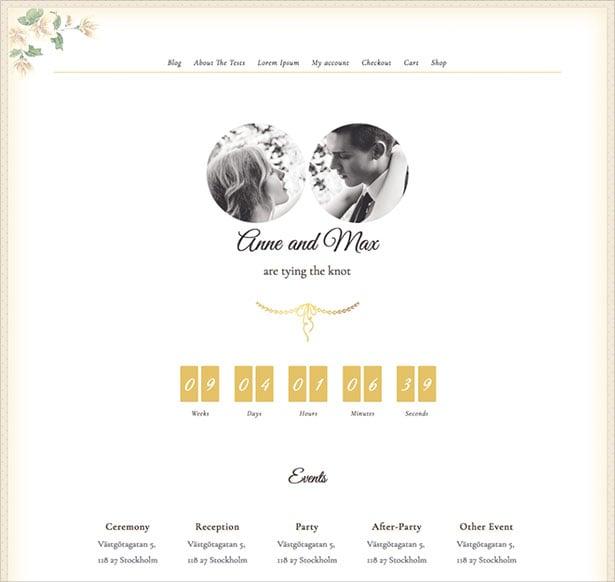 Elegant-WordPress-theme,-perfect-for-wedding-websites-and-blogs