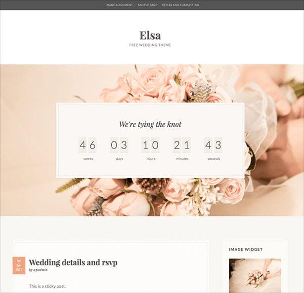 Elsa-modern-WordPress-theme,-perfect-for-wedding-websites