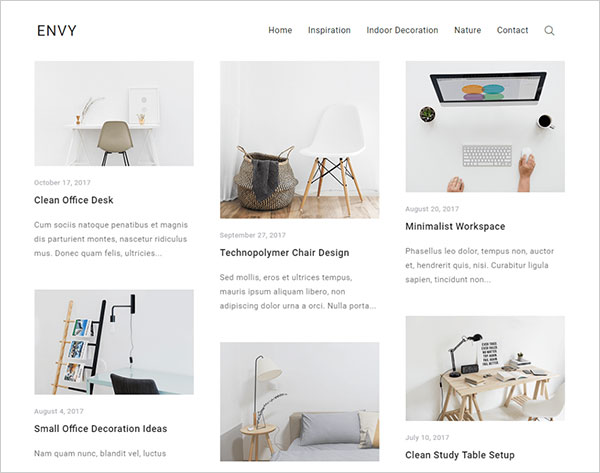 Envy-Blog-clean-modern-&-minimal-WordPress-theme-with-responsive-design