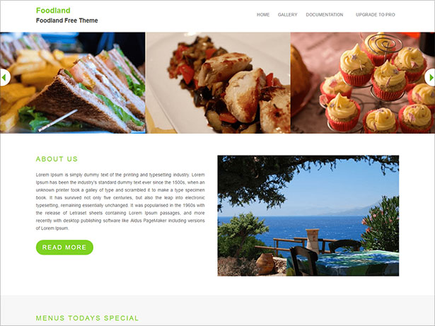 Foodland-extremely-flexible-and-customizable-WordPress-theme