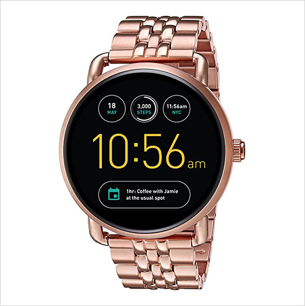 Fossil-Q-Wander-Gen-2-Rose-Gold-Tone-Stainless-Steel-Touchscreen-Smartwatch