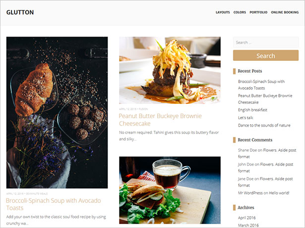 Glutton-clean-and-modern-WordPress-theme-for-Cafe-&-Restaurant,-recipe-blog