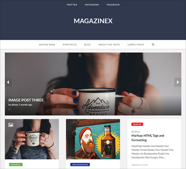 Magazinex-advanced-blog-and-online-magazine-theme-2018