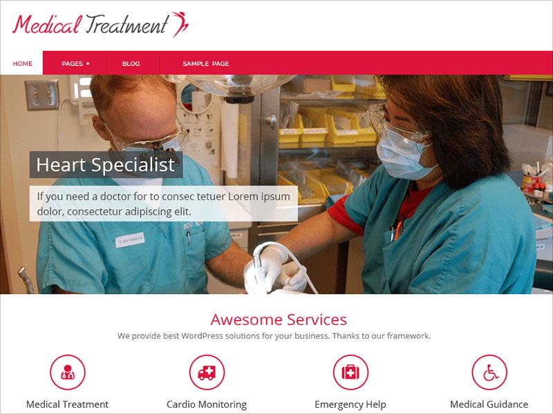 Medical-Treatment-Wordpress-theme-2018