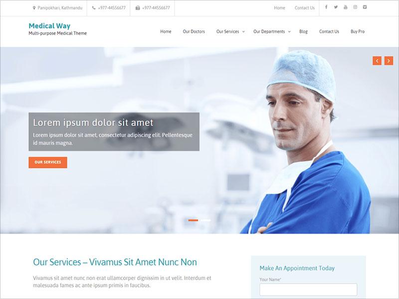 Medical-Way-responsive-health-theme-for-doctors,-hospitals,-medical-clinics