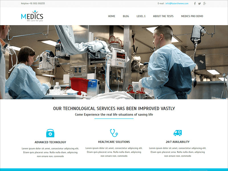 Medics-responsive-WordPress-theme-designed-for-doctors-and-hospitals