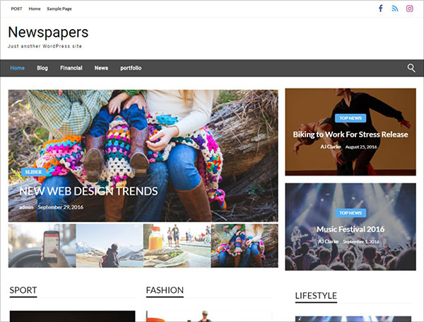 Newspapers-perfect-WordPress-theme-for-magazines,-personal-blogs-&-newspapers