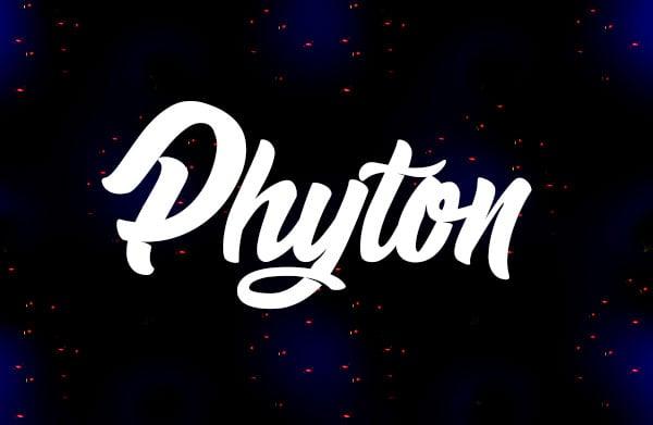Phyton-Free-Font-Download-2018
