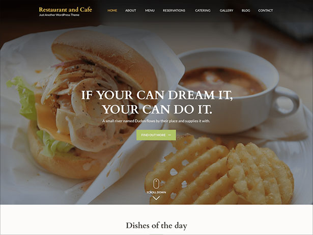 Restaurant-and-Cafe-WordPress-theme-perfect-solution-for-cafe-food-and-drink-businesses
