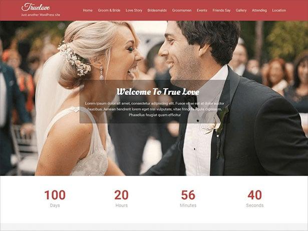 Truelove-theme-responsive-Wedding-WordPress-theme-2018