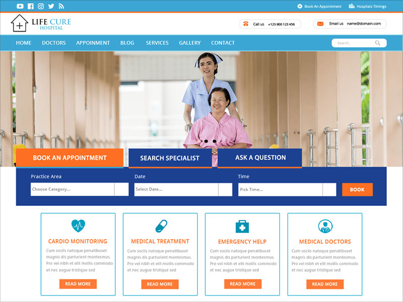 VW-Hospital-WordPress-theme-2018