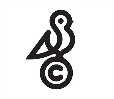 continuous line logo design 2018 (1)