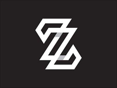 continuous line logo design 2018 (4)