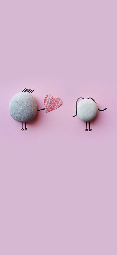 cute-love-iPhone-X-Wallpaper