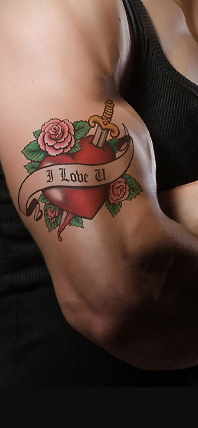 tattoo-hand-i-love-you-iPhone-X-Wallpaper