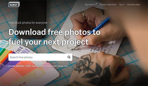 Burst-Free-Stock-Photo