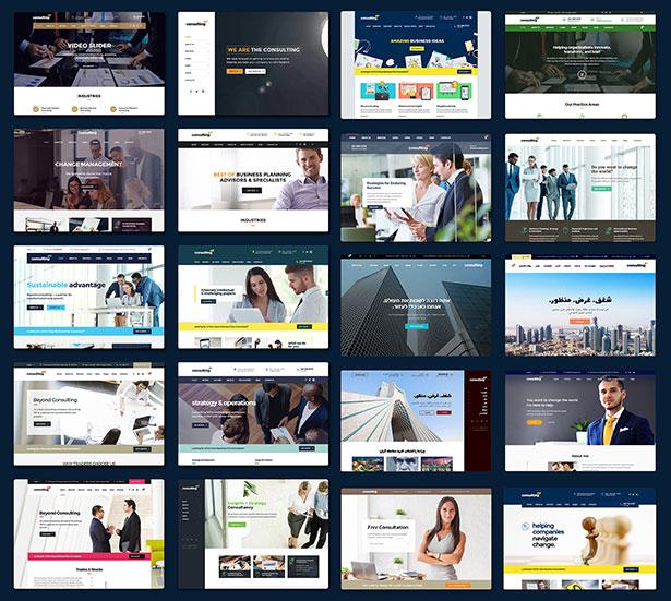 Custom-Demo-Layouts-Premium-Business-Theme