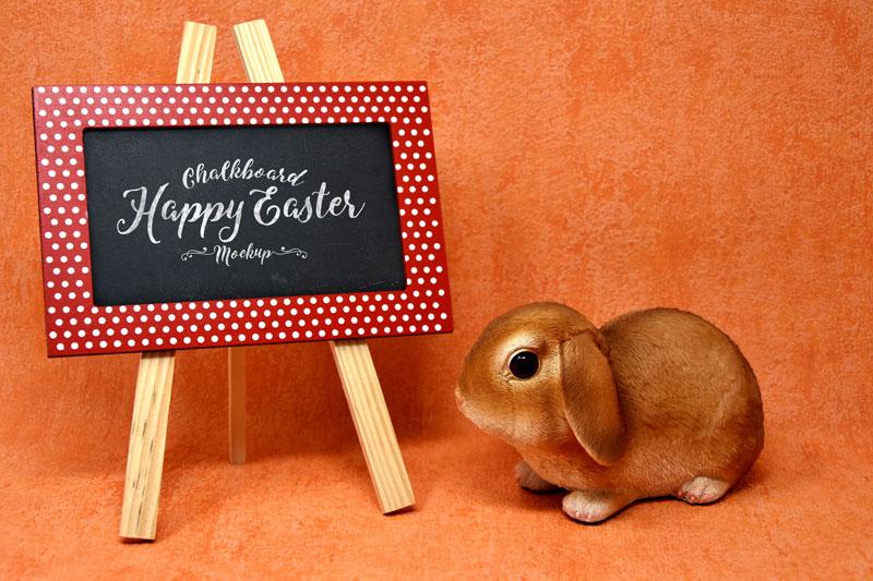 Free-Easter-Bunny-Easel-Chalkboard-Mockup-PSD