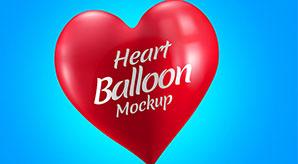 Free-Heart-Balloon-Mockup-PSD-2